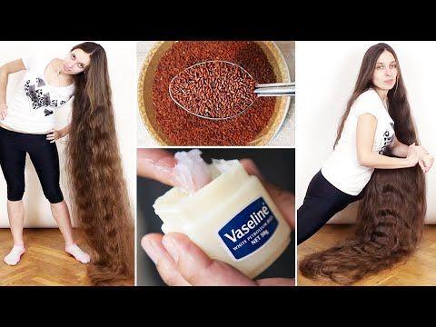 كيفية استخدام الفازلين وحب الرشاد لتطويل الشعر بسرعة الصاروخ سريييع جداااا Youtube Diy Hair Hacks Diy Hairstyles Grow Hair