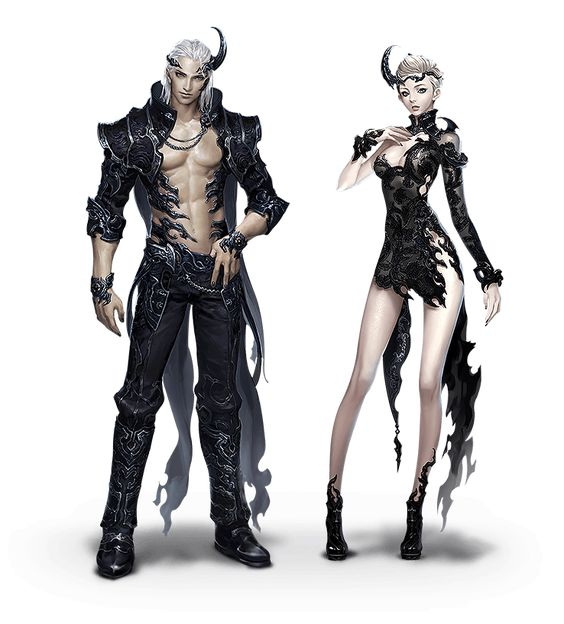 3d aion sexy skins and nude patch - 5 5