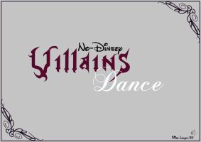No-Disney Villains Dance by miss-lollyx-33