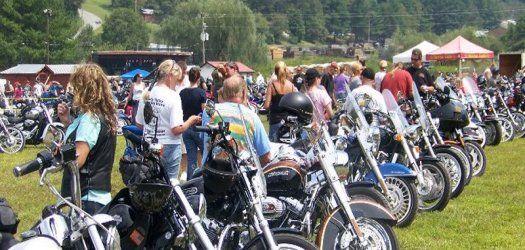 Boone Bike Rally
