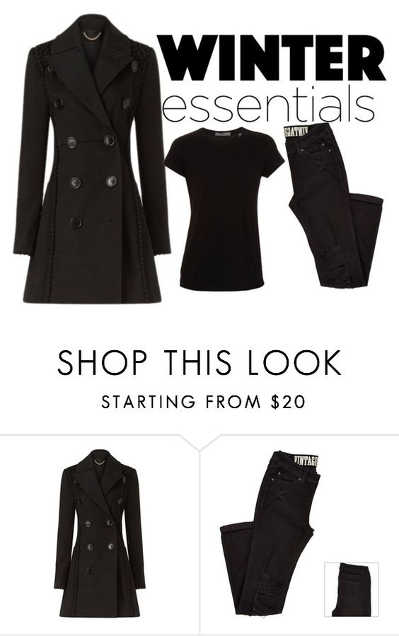 """""""Untitled #11"""" by john2288 ❤ liked on Polyvore featuring Burberry and Vince"""