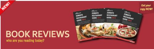 Zomato Restaurant Guide 2012
