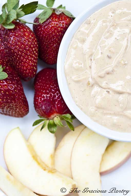 Clean Eating PEANUT BUTTER FRUIT DIP!!!!!! (can you tell I'm excited?! making this now!)