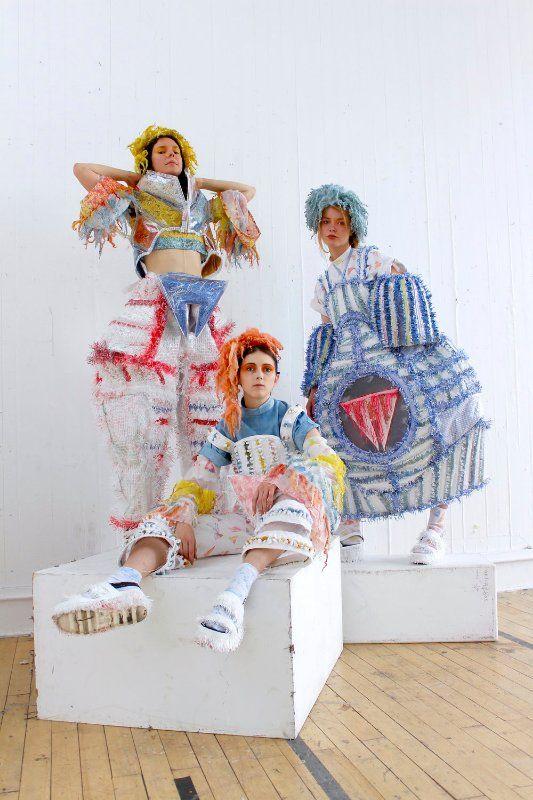 London Fashion Week S Ethical Highlights 2020 Fashion Terms Sustainable Fashion Editorial Fashion