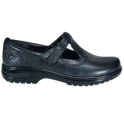 Black Usher Shoes