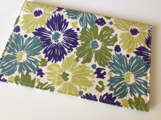 Floral Diaper Clutch w/o Strap by JerseyPeachDesigns on Etsy, $35.00