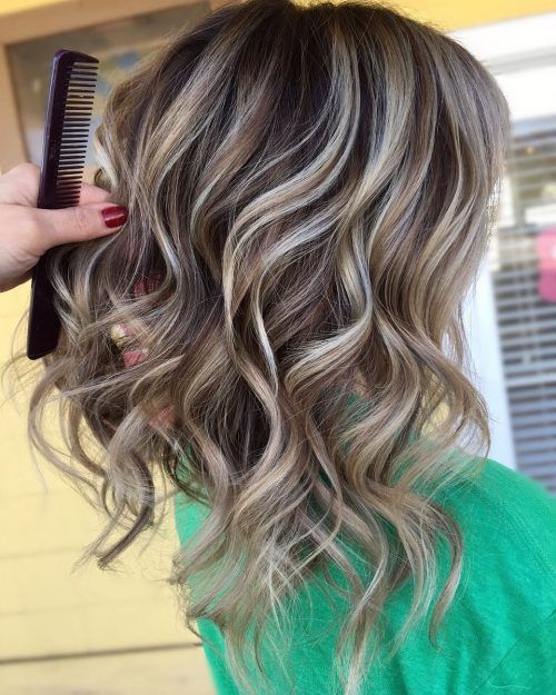Picture Of Dark Hair With Blonde Highlights Blonde Highlights On Dark Hair Brown Hair With Blonde Highlights Hair Styles
