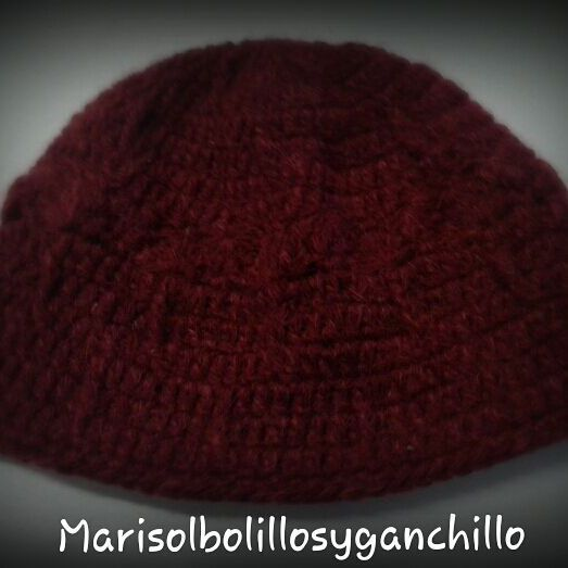 ¿Que tal un gorrito para el frio? #ganchillo #crochet # gorro #hechoamano