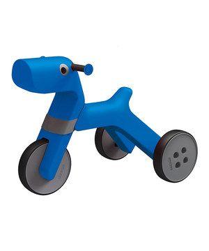 Look at this #zulilyfind! Blue Yetitoy Ride-On by Prince Lionheart #zulilyfinds
