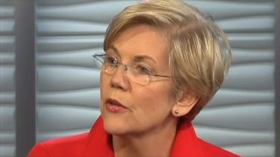 Elizabeth Warren slams Eric Cantor and 'revolving door' linking Congress to Wall Street Sen. Elizabeth Warren (D-MA) 090314 [yahoo news]