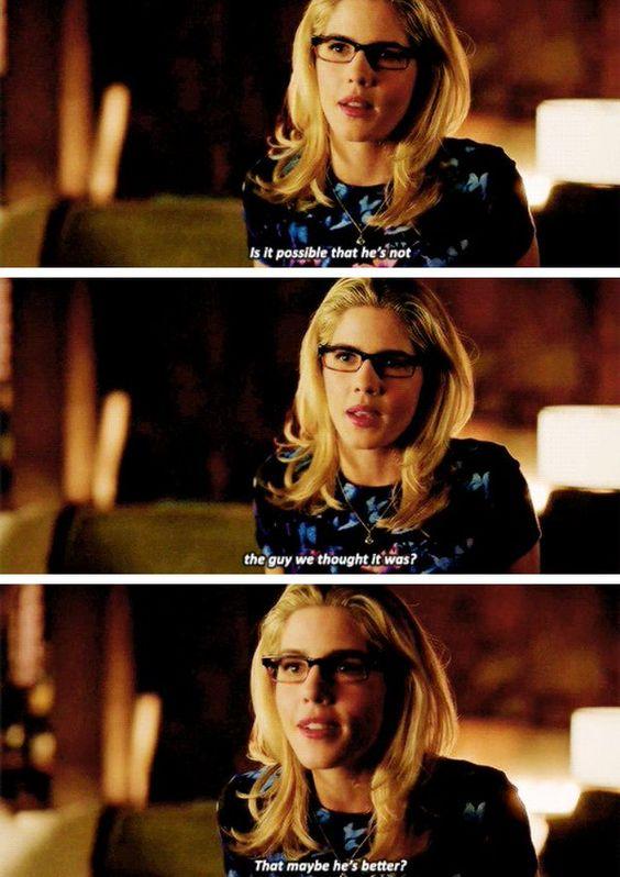 Arrow - Felicity Smoak #4.13 #Season4