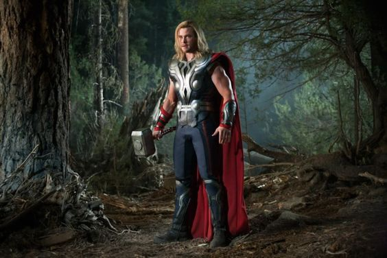 Avengers' Thor Foam Build for Halloween 2012 - Updated finished pics pg 2! - Page 2