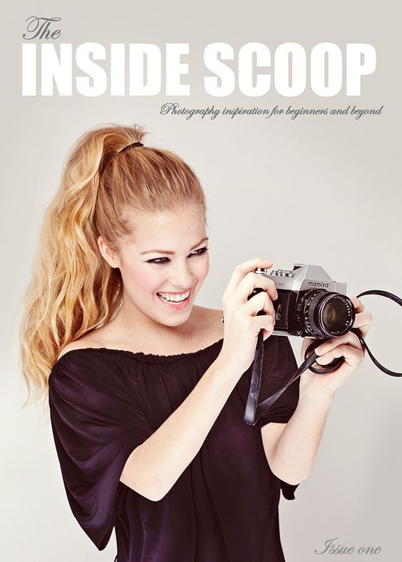 Free mini magazine for photography passionistas!
