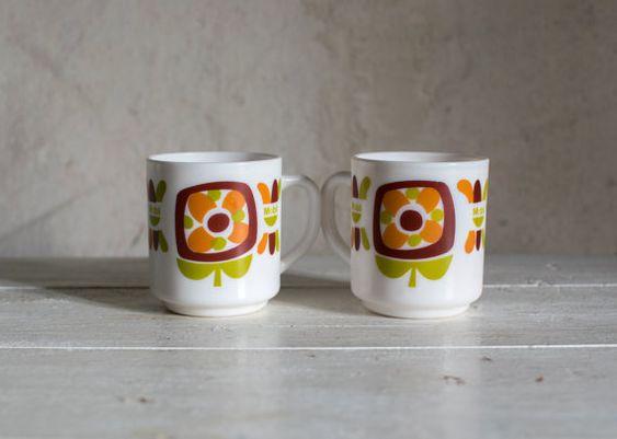 Tazze di caffè francese dell