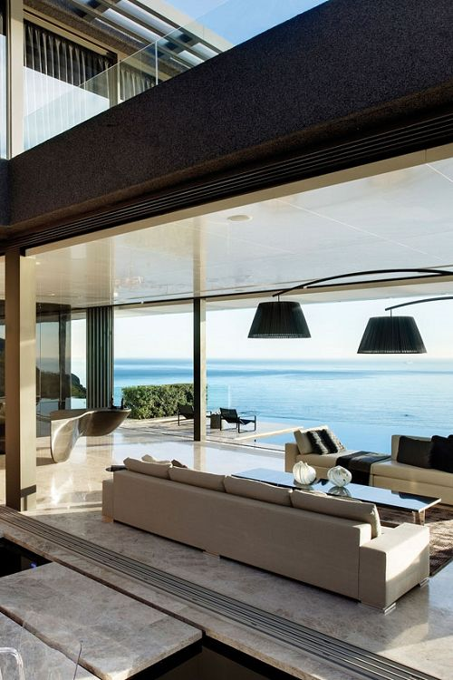modernes badezimmer design marmor schwarz fliesen saota