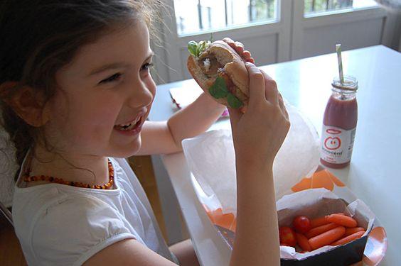 vegan happy meal homemade (with toy) happy meal vegan fait maison (avec la surprise !)