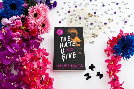 Just Us For Justice In The Hate U Give Book Review Upside Down
