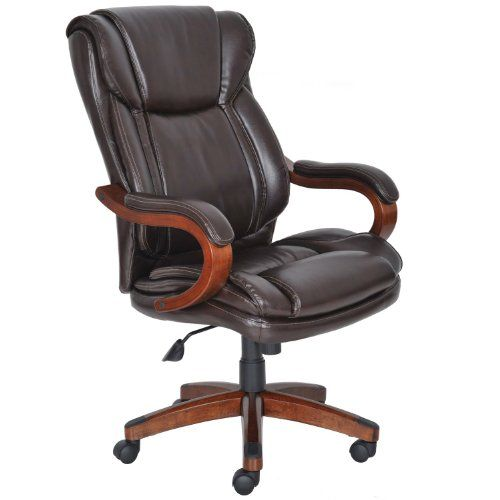 executive chair leather and bonded leather on pinterest