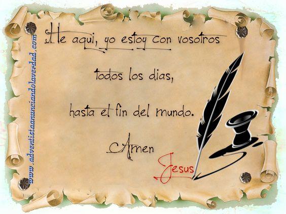 Te acompaña hasta el Fin del Mundo. http://www.adventistaanunciandolaverdad.com/index.php/2012-05-15-12-14-58/imagenes-para-el-alma