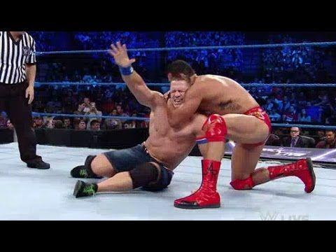 WWE SMACKDOWN John Cena vs. Alberto Del Rio