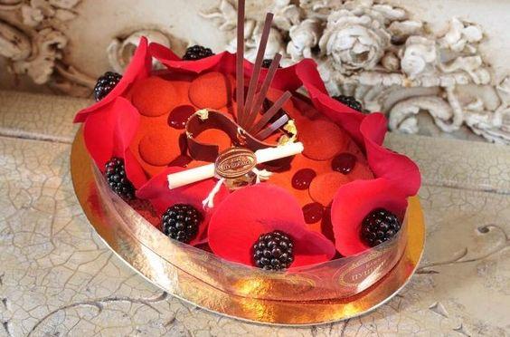Ars Chocolatum: Cakes & Desserts @ Emmanuel Ryon, Café Pouchkine