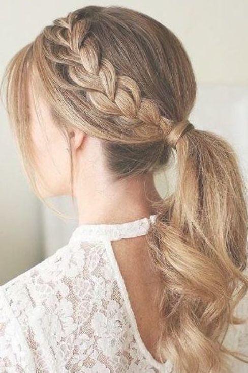 Zu Viele Verbindungen Frisur Lange Haare Pony Lange Haare Frisuren Zopf Stirnfransen Frisur