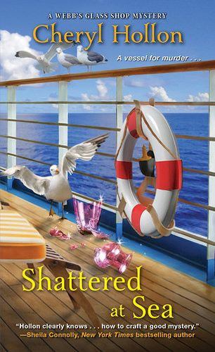 Review: Shattered at Sea by Cheryl Hollon