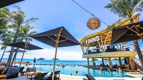 Rekomendasi Destinasi Wisata Bali Finns Vip Beach Club In