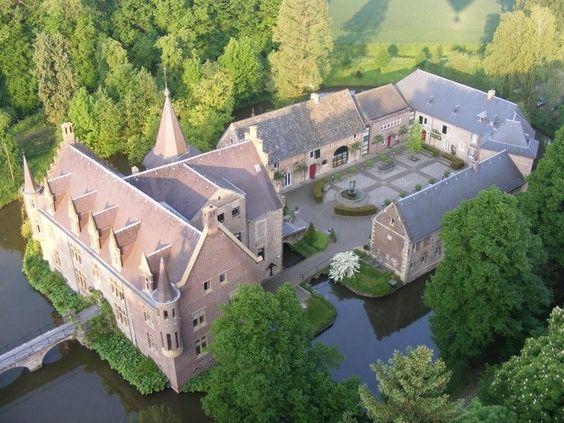 Kasteel TerWorm Heerlen Limburg The Netherlands  Landschappen