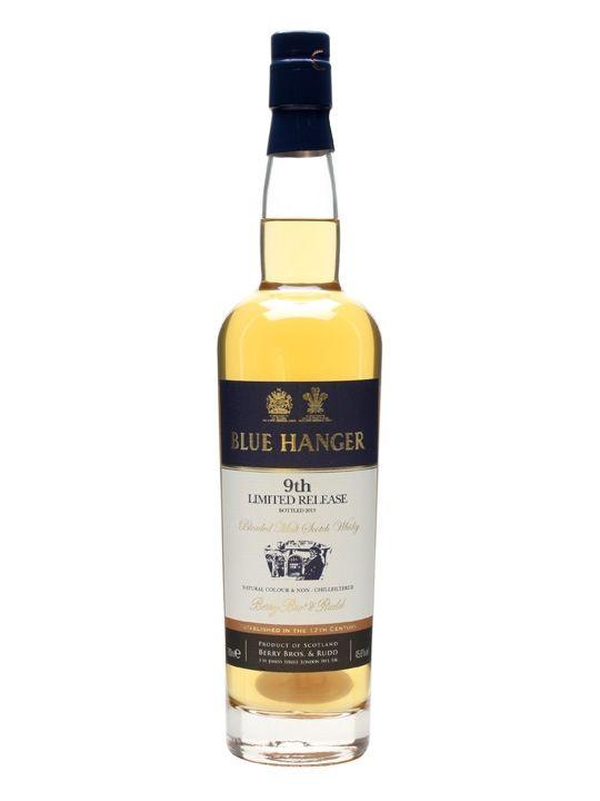 Review #2: Blue Hanger 9th Release #scotch #whisky #whiskey #malt #singlemalt #Scotland #cigars