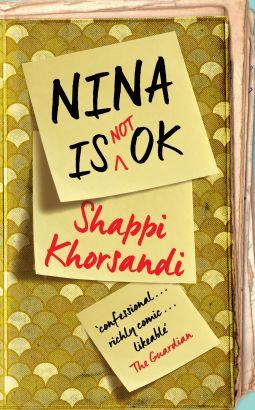 Nina is Not OK | Shappi Khorsandi | 9781785031366 | NetGalley