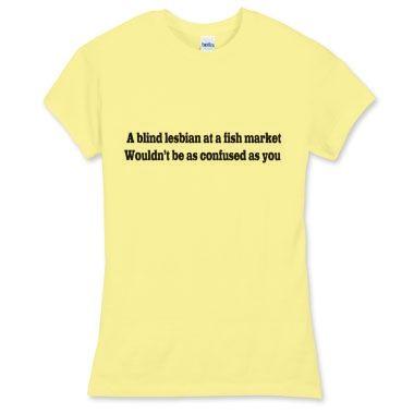 Funny Lesbian T Shirts 26