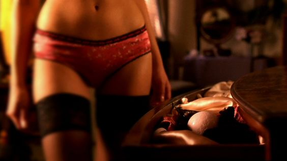VIRAL VIDEO The seductive video was the true definition of a 'teaser' campaign.