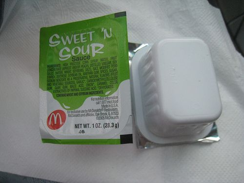 Home Made Mcd S Sweet And Sour Sauce My Kid Will Eat Anything With This On It Sweet Sauce Sauce Mcdonalds