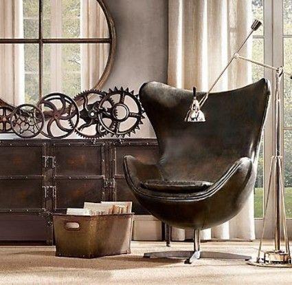 Decoración estilo industrial | Kimobel. Diseño, muebles ...