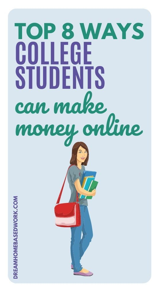 Online Jobs For College Students 8 Ways To Make Money From Your Dorm In 2020 Online Jobs Going Back To College Work From Home Moms