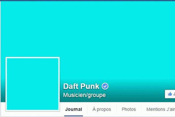 Daft Punk, Arcade Fire, Rihanna: pourquoi ont-ils changé leurs photos de profil pour un fond bleu clair ?