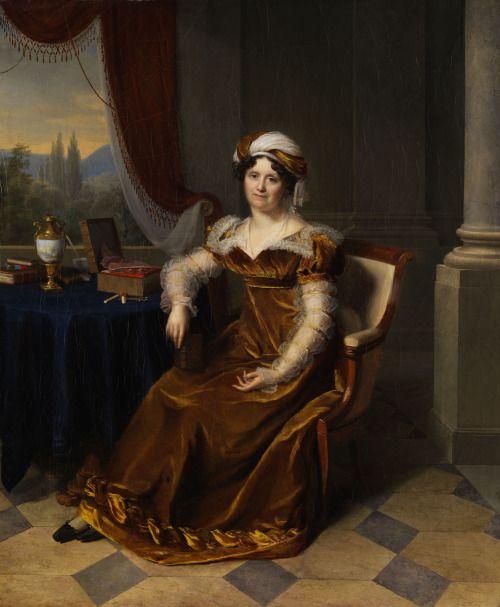 1800-1825 Firmin Massot - Madame Marbon