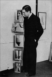 La Ley del mas Débil: Georgette Berger and René Magritte