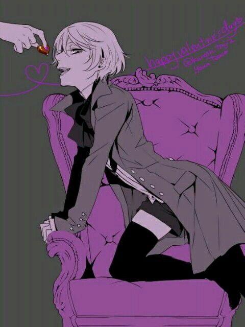 Black butler : aluis
