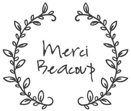 Free Graphics: Hand Drawn Laurel Wreaths - Merci! - ...Along the Left ...