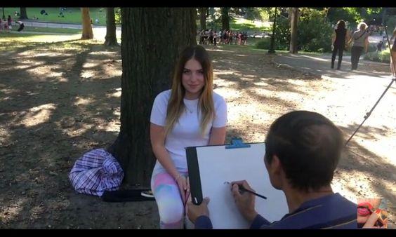Bibi wird gemalt ♥♡♥