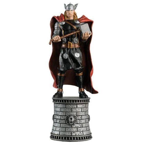 Issue 8: THOR | Marvel Chess Collection | Eaglemoss Collections ...