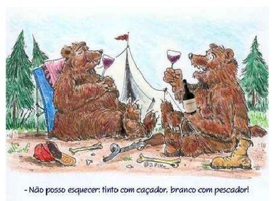 Vinho, Cerveja e Gastronomia: Pra descontrair... Harmonizando...
