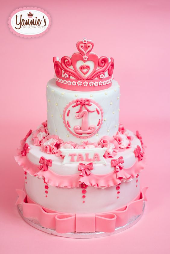 Princess cake http://www.yannieshop.com