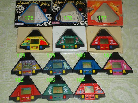 Sto cercando vecchi giochi degli anni: 80s/90s
