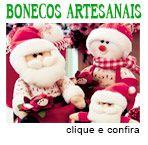 Bonecos Artesanais