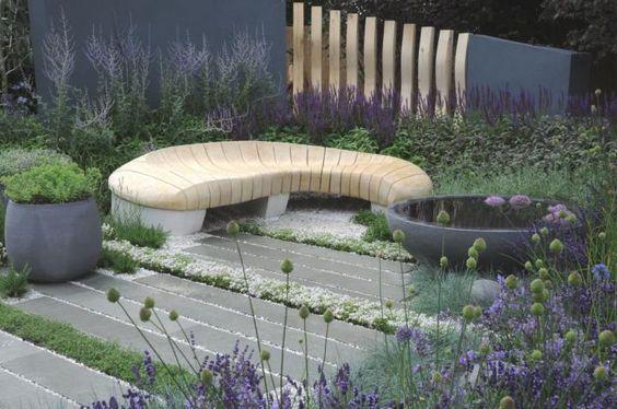 Healing Urban Garden Hampton Court Arthur Road Landscapes