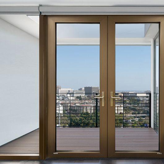 Crl U S Aluminum Series 900 Terrace Doors From C R Laurence In 2020 Terrace Architecture Stainless Steel Door Handles