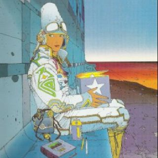 Moebius for ever